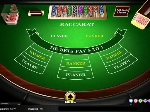 บาคาร่าออนไลน์ เกมทำเงิน